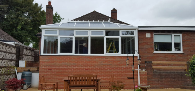St Georges Polycarbonate Conservatory