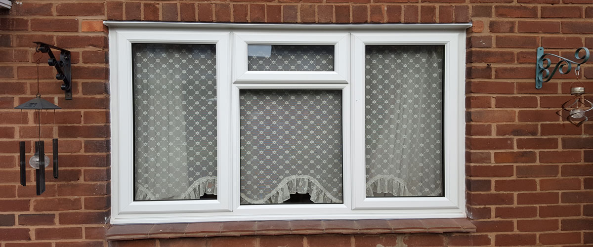 Double Glazed PVC-u Windows