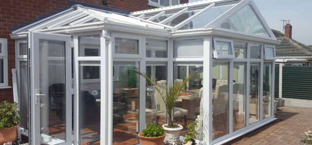 Conservatory Installed by JMART
