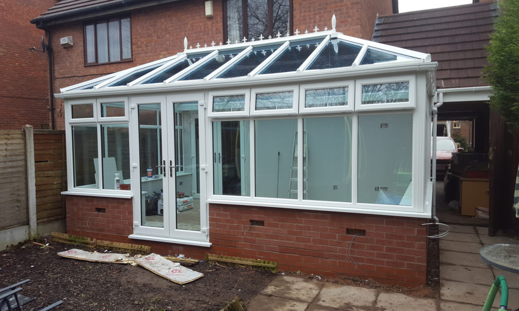 conservatory donnington