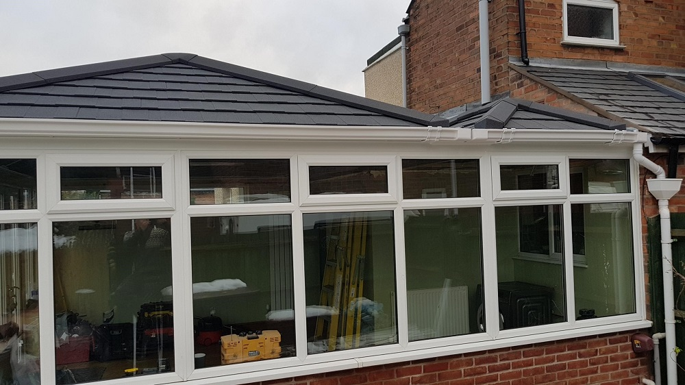 New Tiled Conservatory Roof