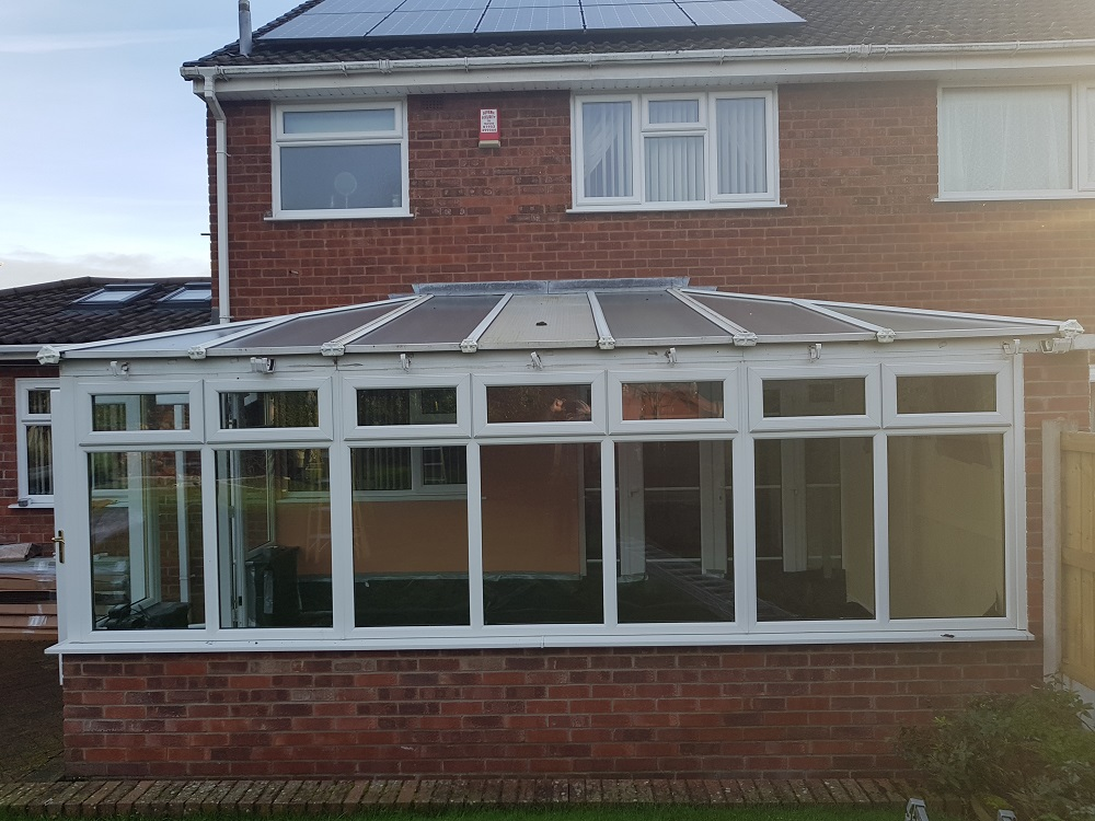 Old Conservatory Roof - Admaston Telford
