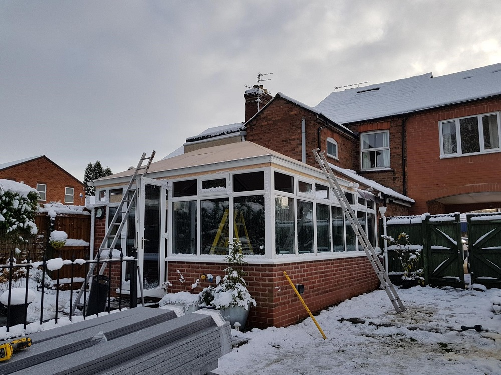 Replacement Conservatory Roof Telford