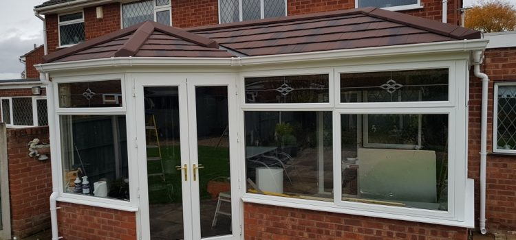 Tiled Conservatory Roof Replacement Telford
