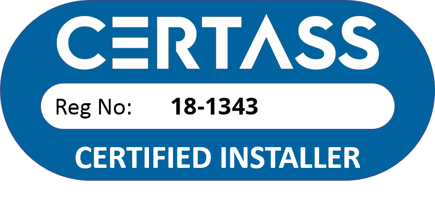 certass logo - jmart windows doors & conservatories telford - www.jmartwindows.co.uk