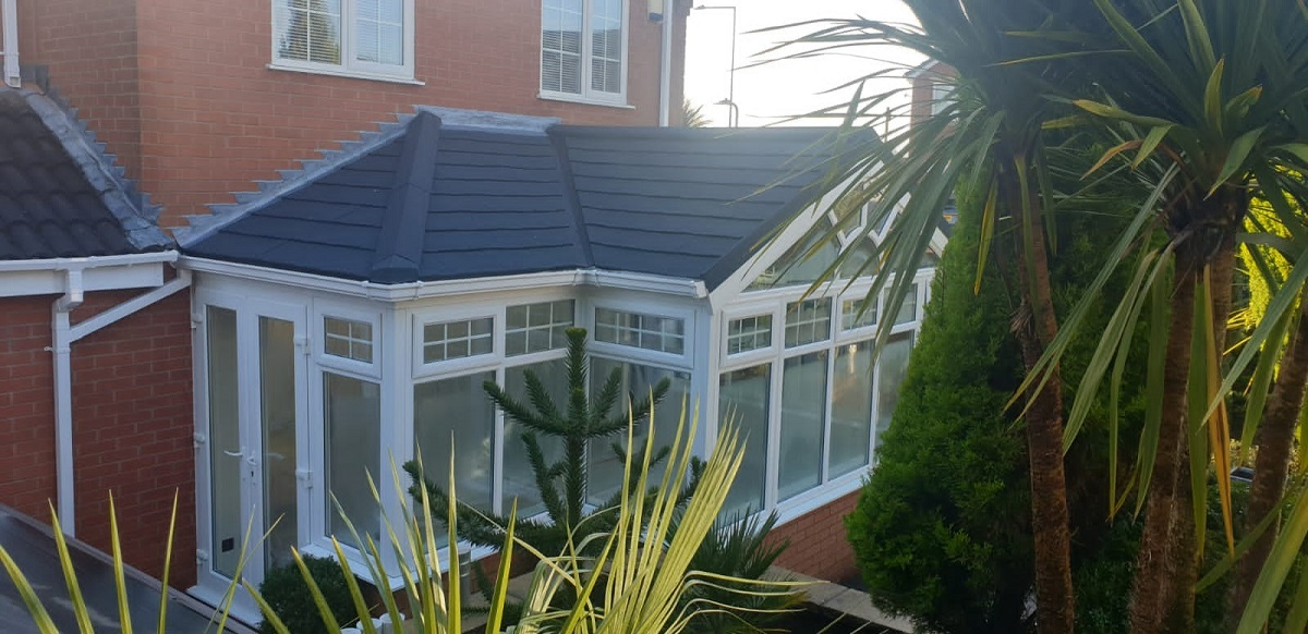 Replacement Gable Ended Conservatory Roof
