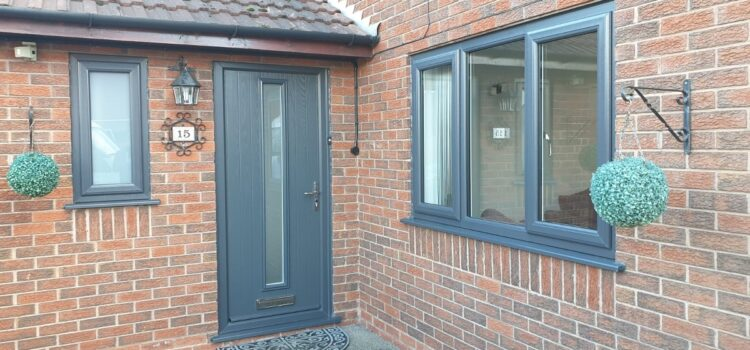Replacement Windows and Composite Door